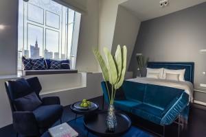 Ekskluzywny hotel w najlepszej lokalizacji Warszawy. Czy zdobędzie główną nagrodę w konkursie?