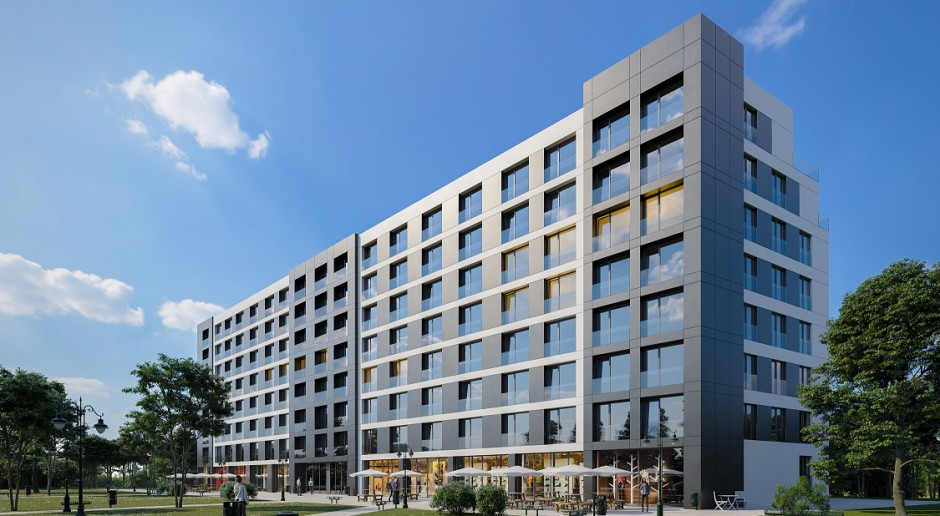 Pierwszy hotel tej sieci w Polsce i... bardzo nietypowa lokalizacja
