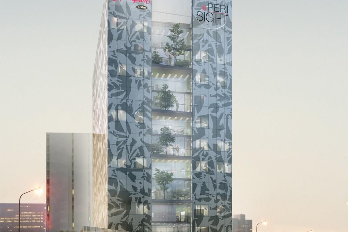 Wieżowiec przyszłości
