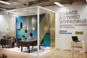 Pierwsze takie miejsce na świecie. Oto Centrum IKEA dla Firm w Warszawie
