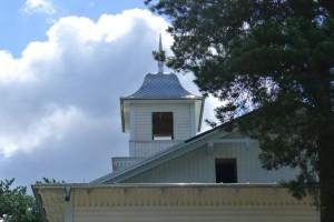 Pensjonat Gurewicza w Otwocku odzyskuje dawną świetność