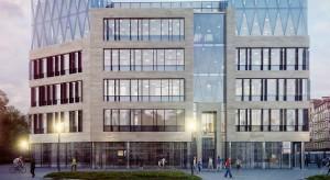 Butikowe biura za wyjątkową szklaną fasadą. Zobacz projekt RKD Architects