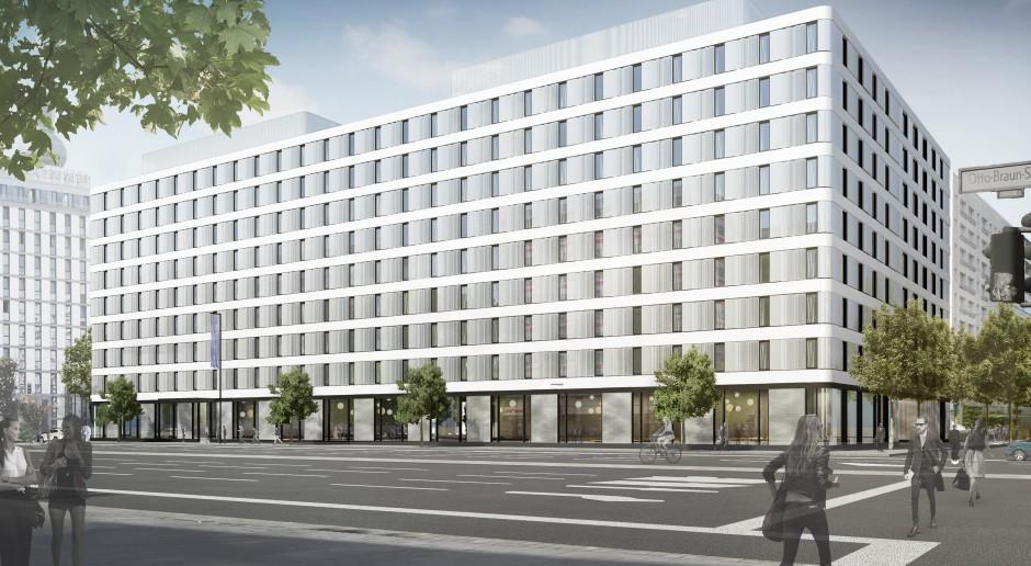 Hotelowy gigant w sercu Berlina