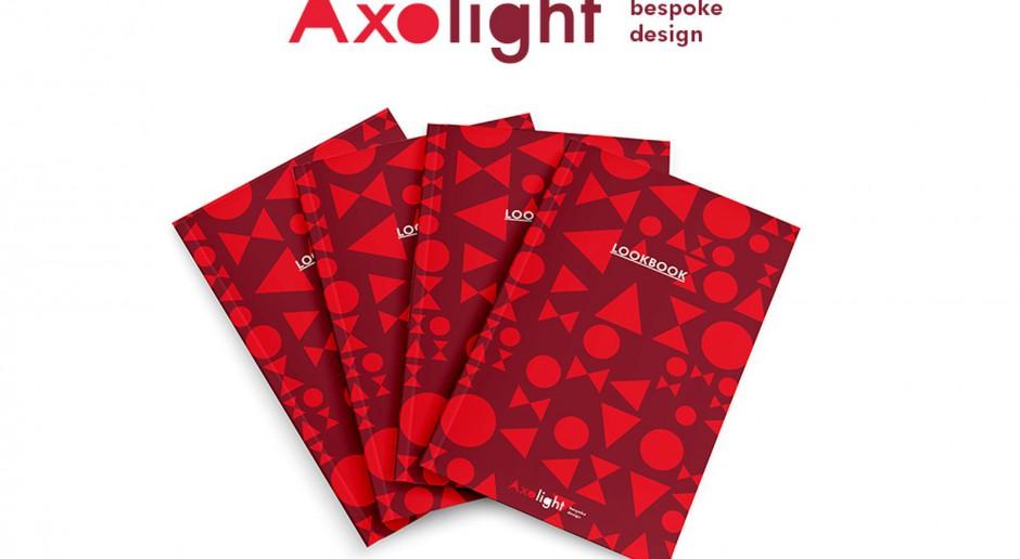 Axolight: 20-lecie marki z nową identyfikacją