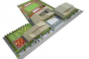 Szkoła w stylu skandynawskim powstaje w Baranowie. To projekt NeW Architekci