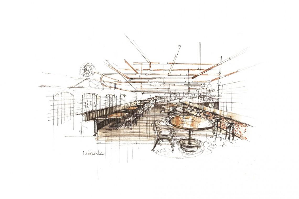 Nowy restauracyjny koncept przy Muzeum Polskiej Wódki