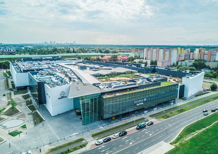 Oskar Zięta dla centrum handlowego. Tu stanęła najwyższa na świecie rzeźba ze stali nierdzewnej