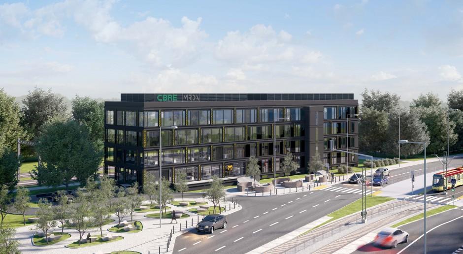 Słomińskiego Art Office w Warszawie - kameralny biurowiec przyciąga architekturą