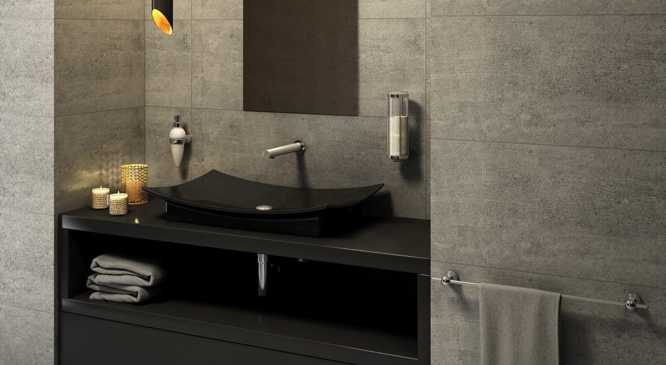 Elektroniczne baterie umywalkowe zaskakują wzornictwem