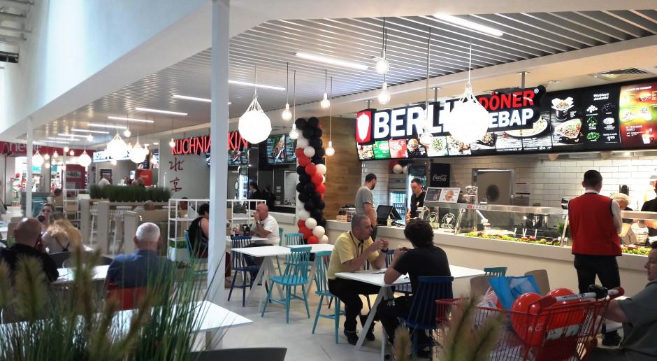 Galeria Gryf ma nowy food court