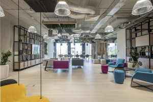 TOP: Najbardziej designerskie biura coworkingowe. Nie tylko Google i Mindspace