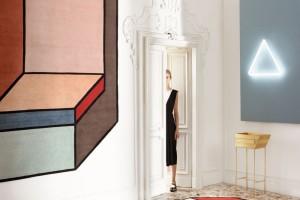 Dywany CC-Tapis - oryginalne wzory, ręczne wykonanie i... gwiazdy designu