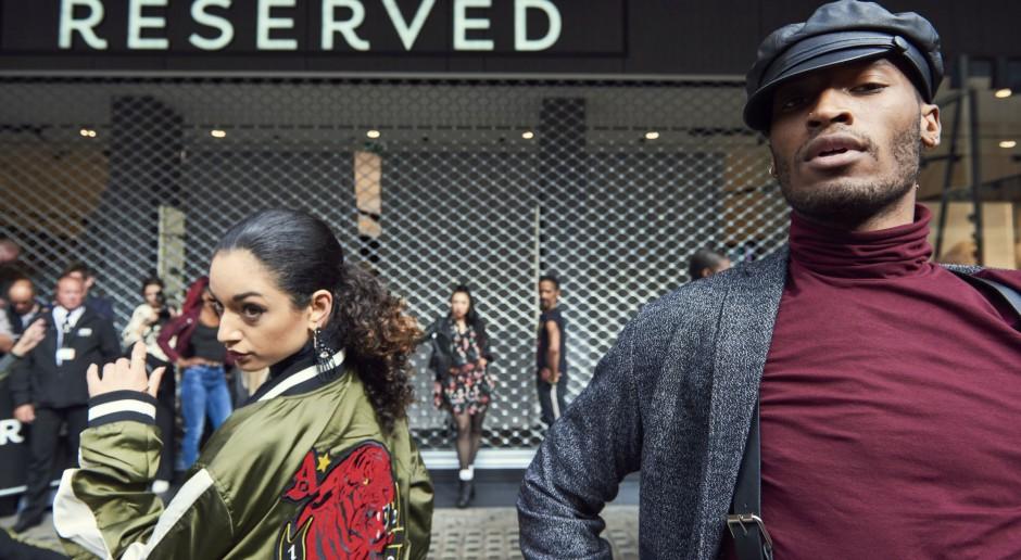 Czy Reserved podbije Londyn? Wielkie otwarcie salonu marki przy Oxford Street