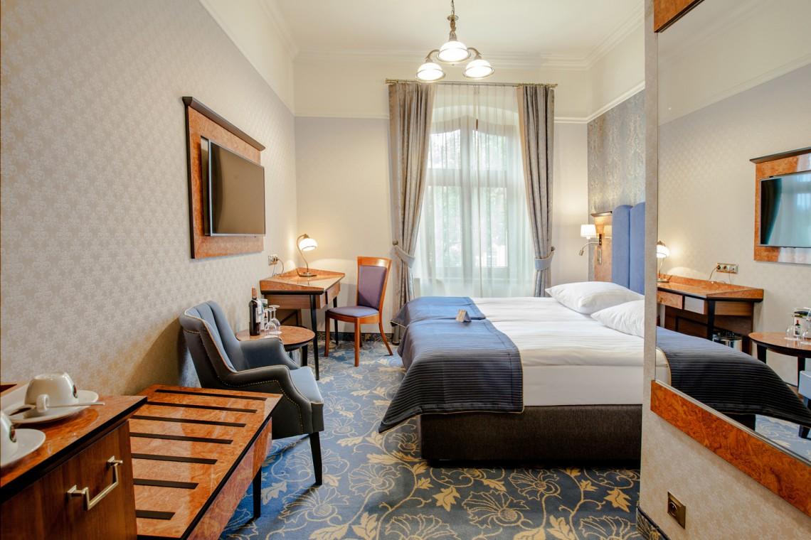Hotel Diament Plaza Gliwice w nowej odsłonie