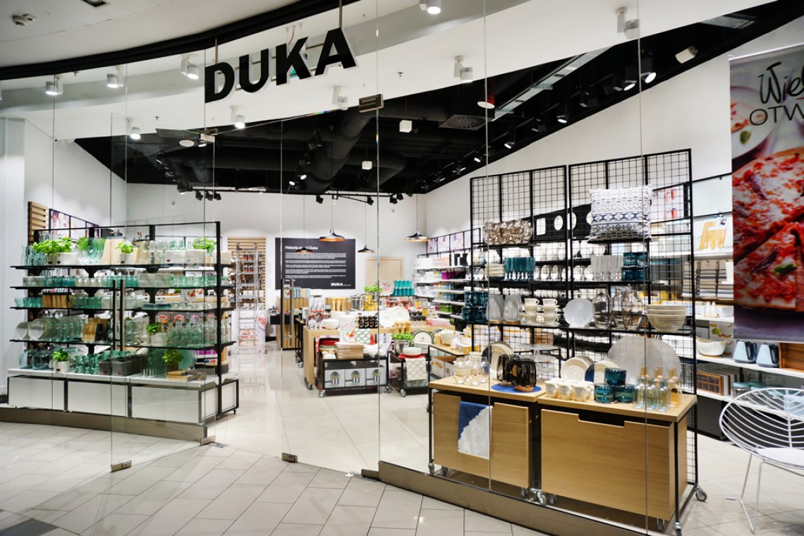 Zobacz pierwszy salon Duka w Kaliszu