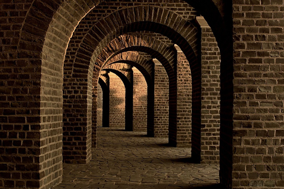 Tunele pod zamkiem - nowa atrakcja Oświęcimia