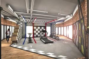 Kreatywna przestrzeń do pracy. Zbliża się otwarcie Brain Embassy na warszawskim Mokotowie