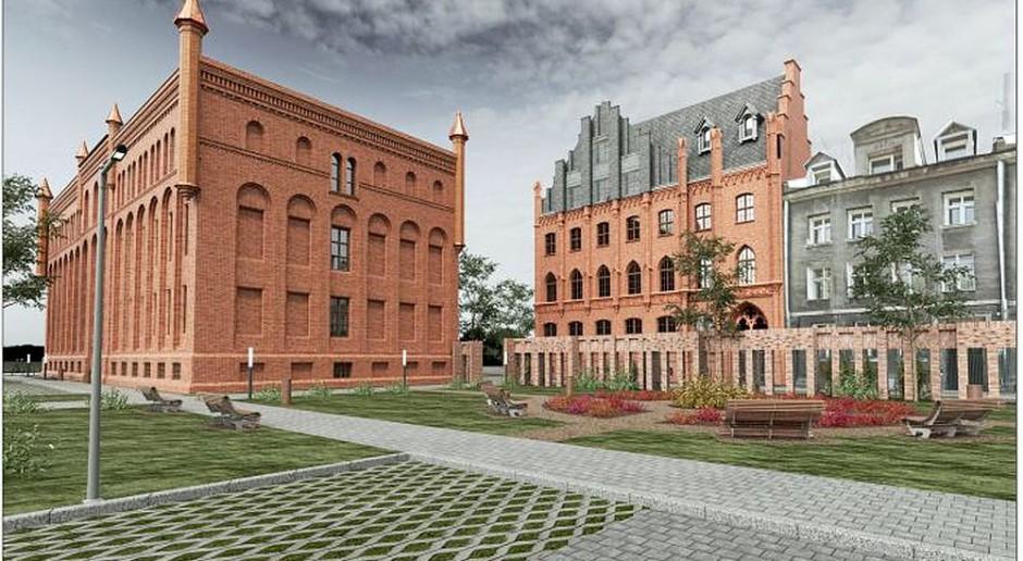 Zapomniany zakątek Gdańska odzyska dawny blask