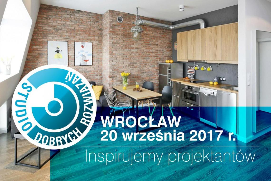 Studio Dobrych Rozwiązań Wrocław: co w programie?