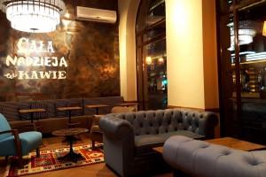 Green Caffè Nero kontynuuje kawiarniane tradycje z wrocławskiego placu Kościuszki