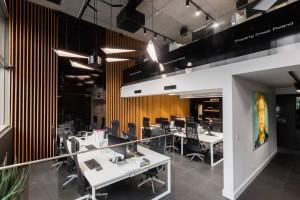 Ekskluzywna marka wymagała… ekskluzywnego biura