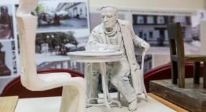 Konkurs na projekt rzeźby Gombrowicza rozstrzygnięty