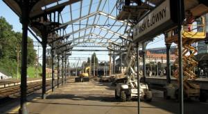 Trwa przebudowa stacji Gdańsk Główny. Będzie komfortowo i funkcjonalnie