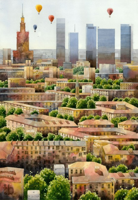 O Warszawie i architekturze, która budzi emocje