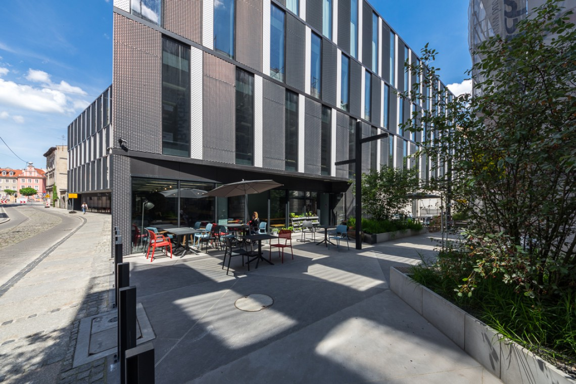 Nagroda Jana Baptysty Quadro dla pracowni Ultra Architects