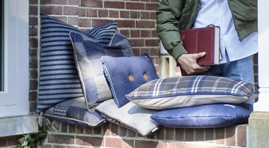 Przytulny świat... tekstyliów