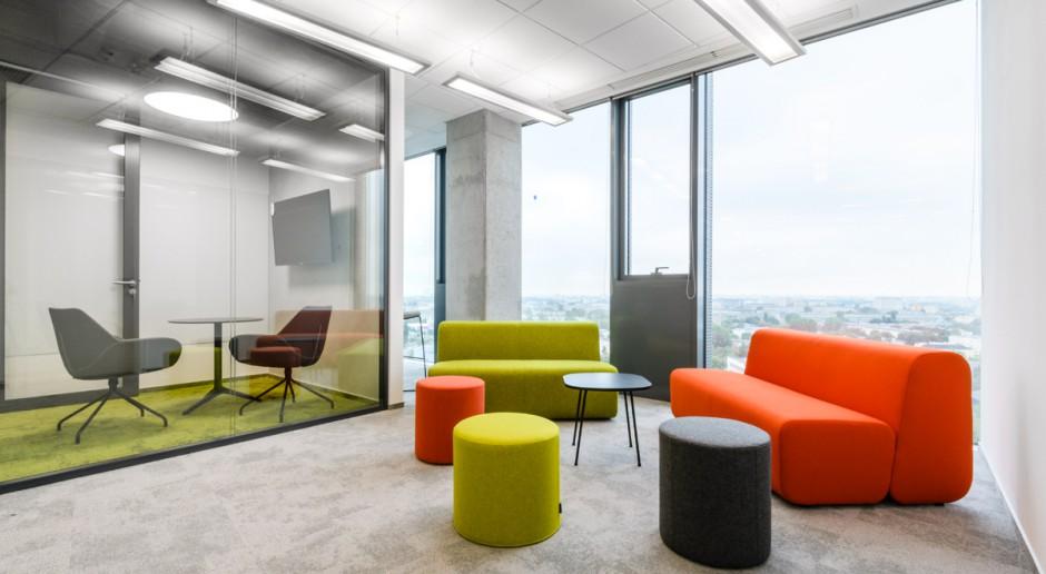 Zobacz, jak wygląda nowe biuro Lafarge w Warszawie