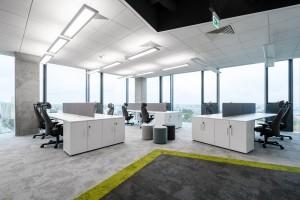 Biuro Lafarge w zgodzie z ideą zrównoważonego rozwoju