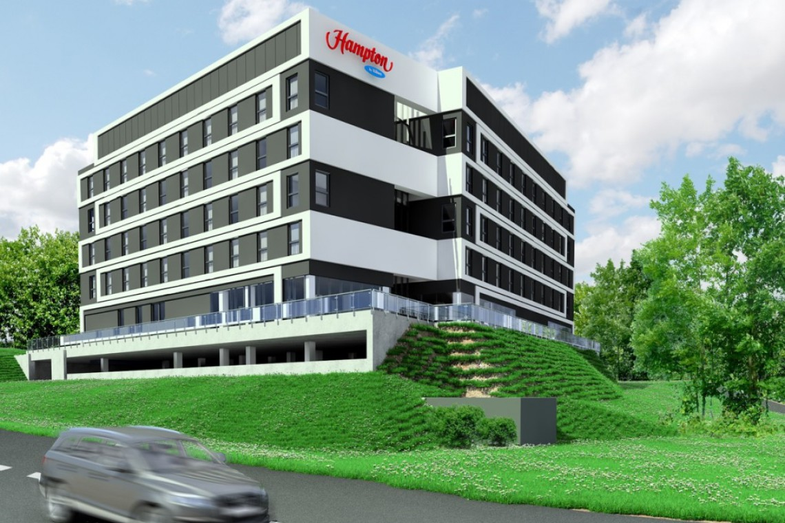 Najnowszy Hampton by Hilton w centrum Lublina