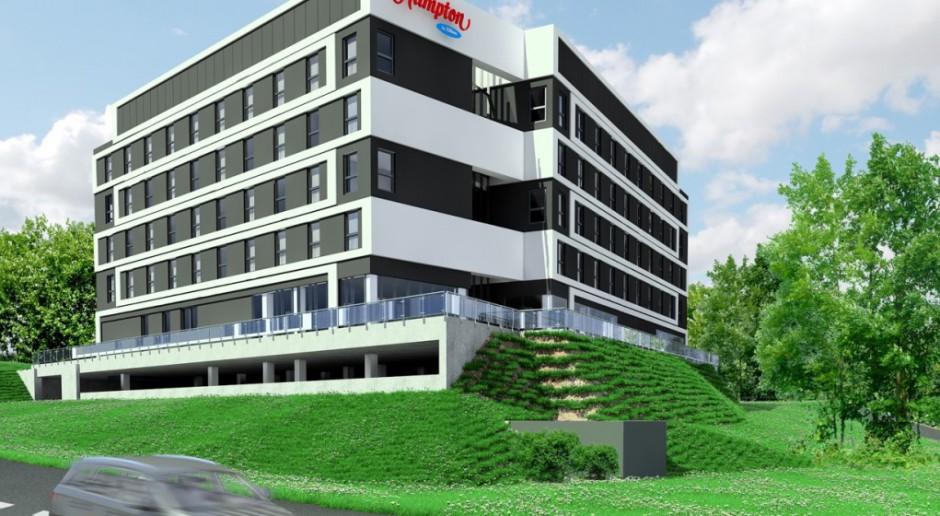 Pierwszy hotel sieci Hilton w Lublinie