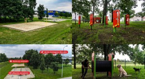 Port Łódź inwestuje w rekreację