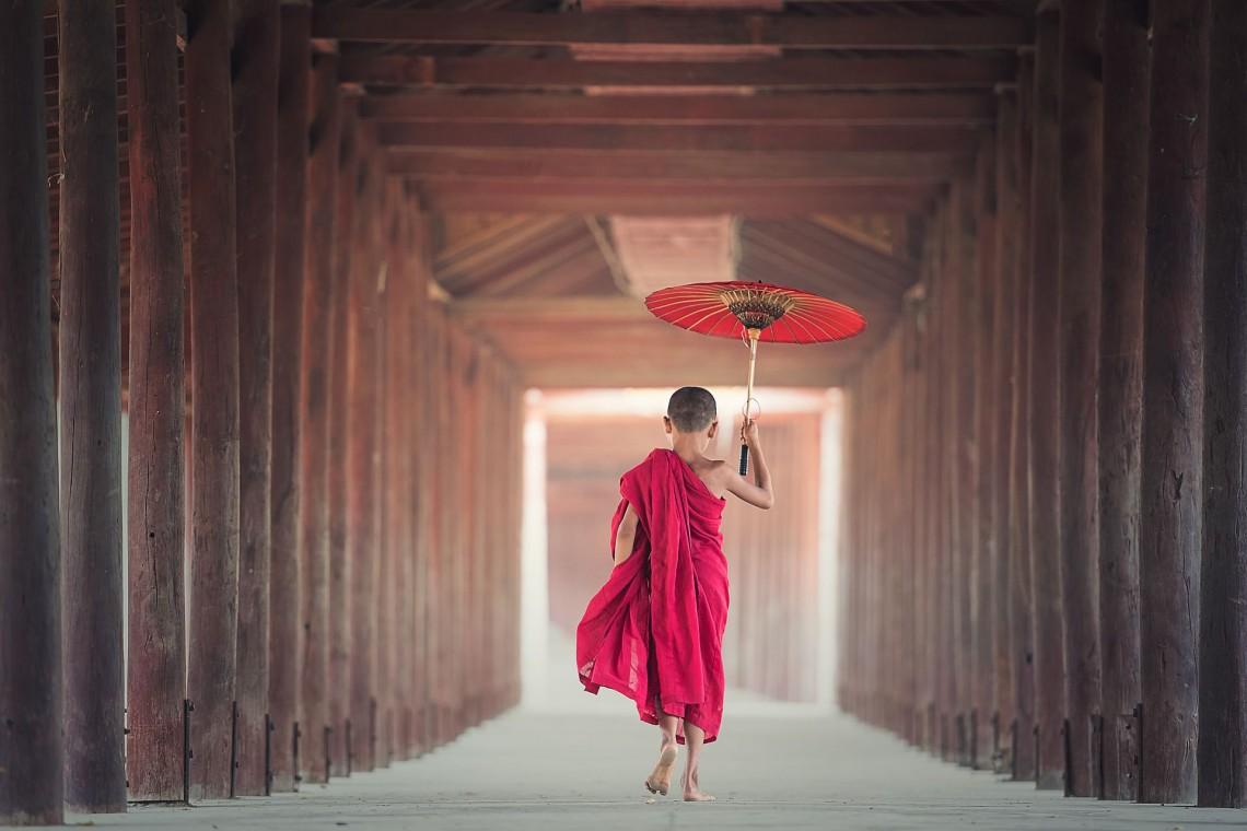 Przesunięto jeden z pawilonów buddyjskiej świątyni w Szanghaju