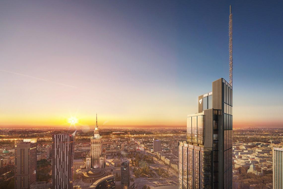 Varso, Skyliner, The Warsaw Hub. Warszawa w drodze na architektoniczne Himalaje