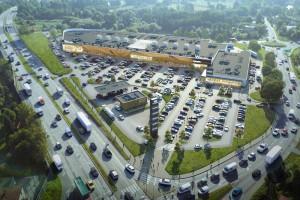 Niektóre pierwsze w mieście, inne największe w regionie. Oto najciekawsze centra handlowe w budowie