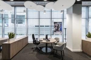 Placówki Deutsche Bank zmieniają oblicze, bo design ma znaczenie!