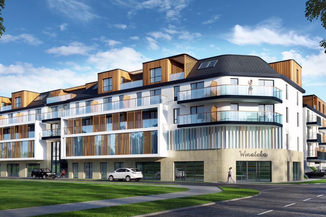 Międzyzdroje zyskają nowy aparthotel. To Bel Mare spod kreski AKO Architekci