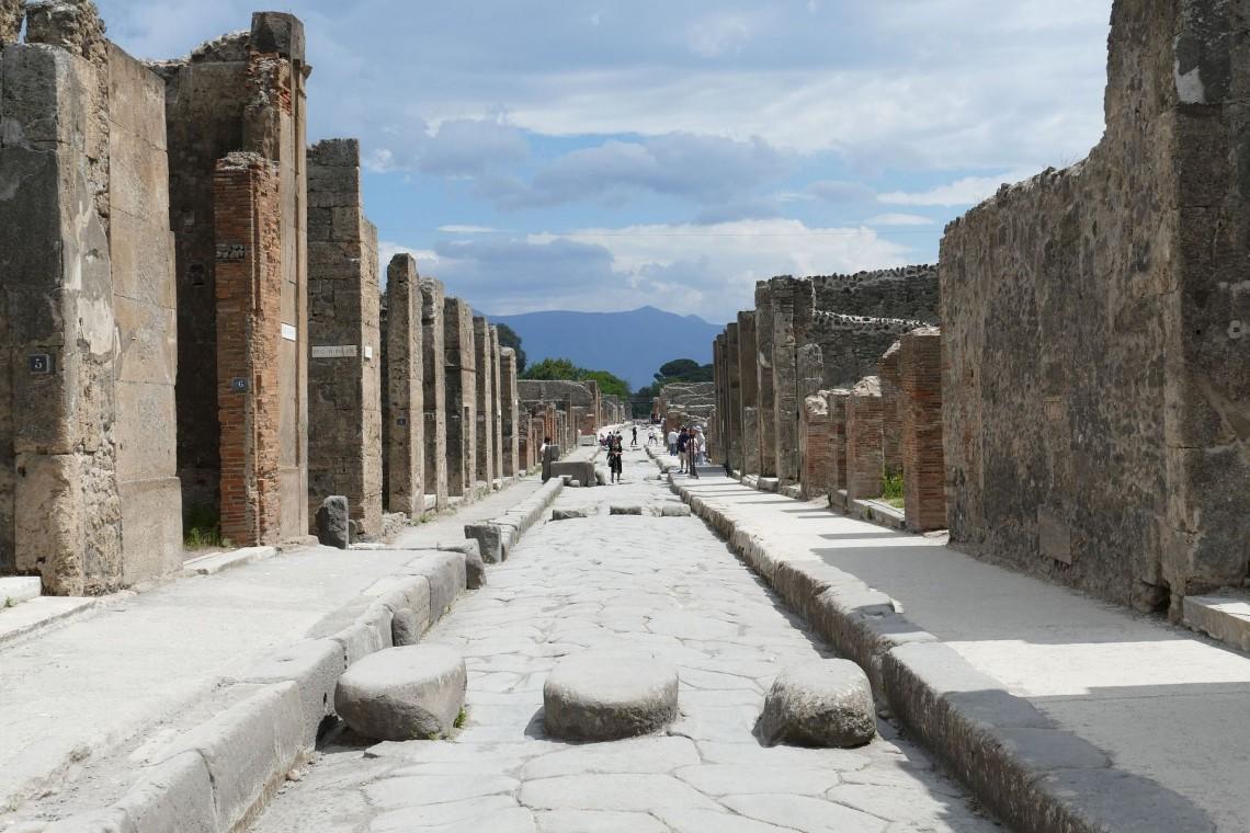 W Pompejach udostępniono zwiedzającym ruiny elitarnej dzielnicy miasta