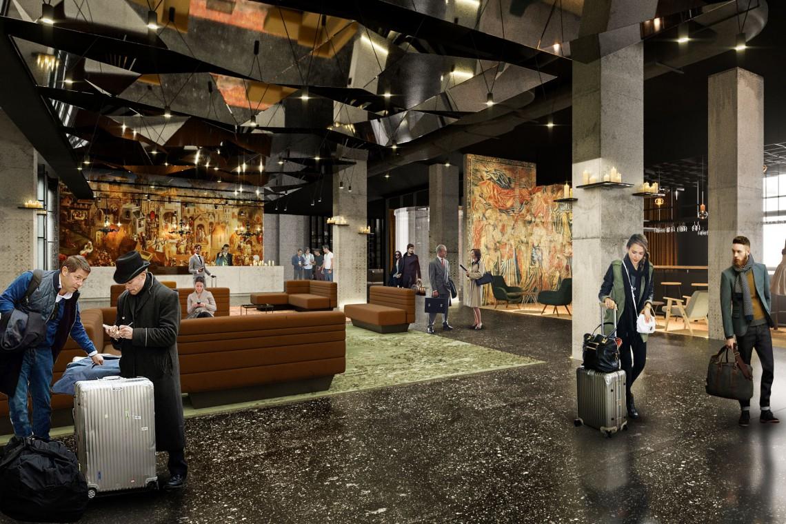 Poznaj The Bridge - nowy, pięciogwiazdkowy hotel na Ostrowie Tumskim we Wrocławiu