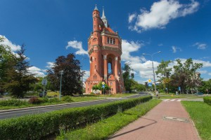 Wieża ciśnień to prawdziwa perełka Wrocławia. Czekają ją zmiany