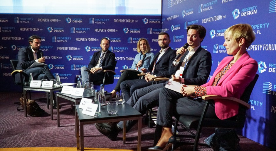 Property Forum 2017: Czym biura kuszą pracowników?