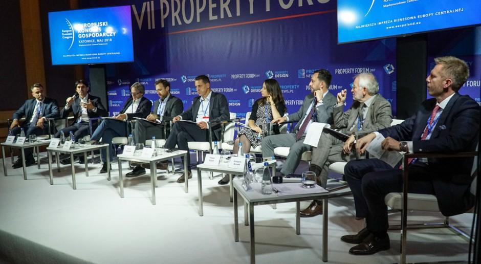Property Forum: Pojedynek warszawskich gigantów. Czy Wola pokona Mordor?