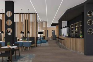 Jest już koncepcja hotelu przy lotnisku w Jasionce