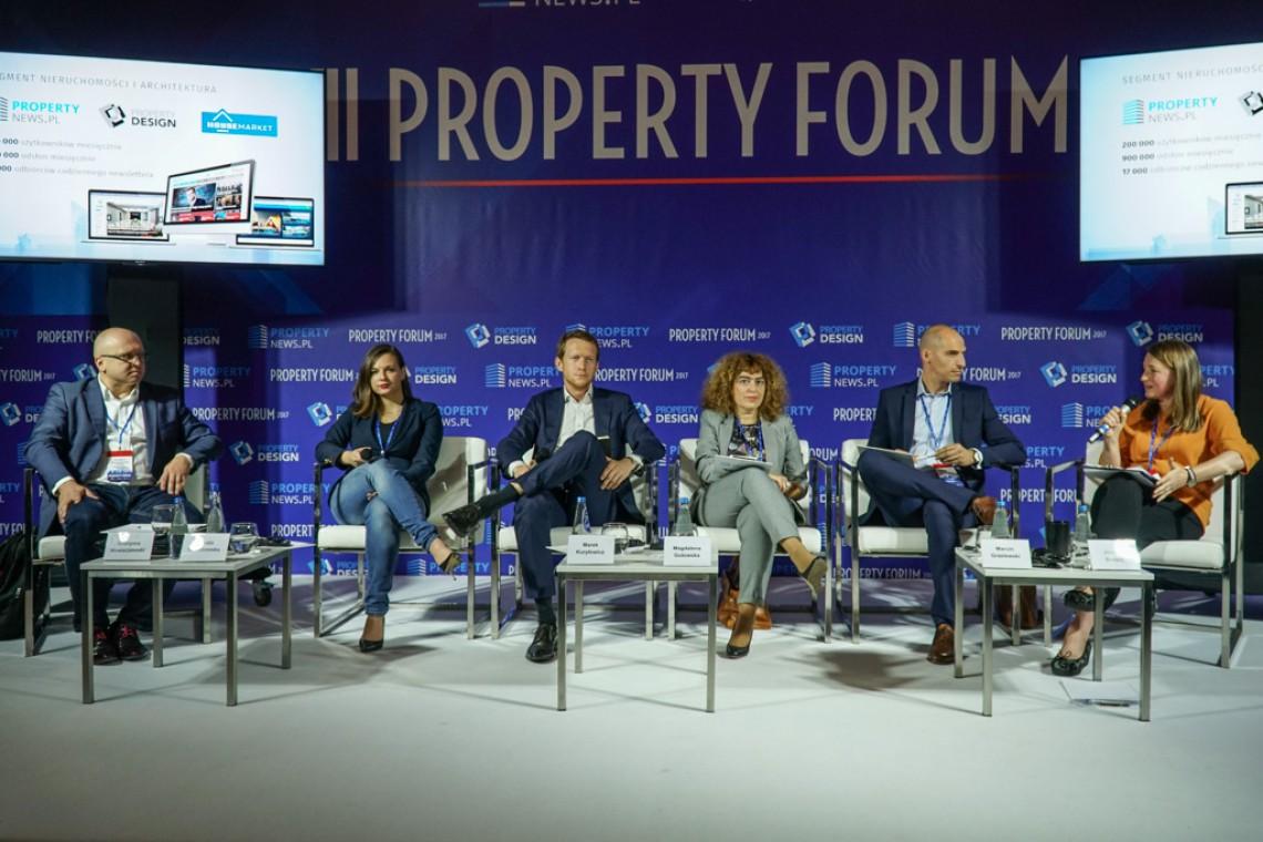 Property Forum 2017: Nowe technologie wpisane w DNA biurowców