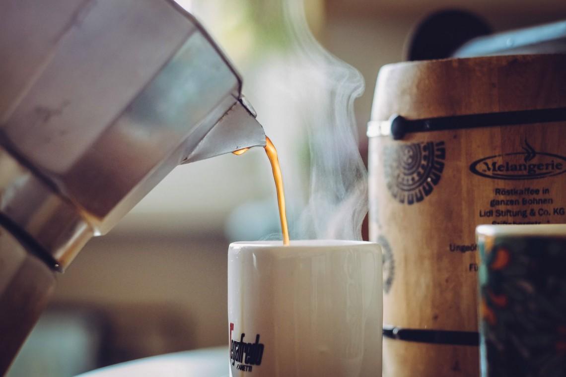 TOP: Obudź się pośród aromatycznego zapachu kawy