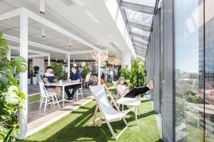 TOP 10: Najbardziej designerskie biura 2017 roku