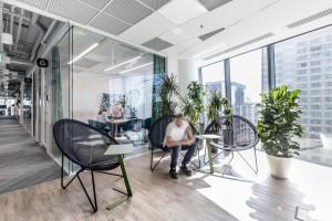 A gdyby biuro wyglądało jak dom...